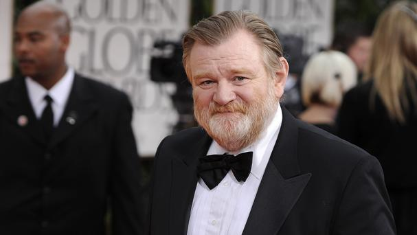 Brendan Gleeson is set to lend his voice to an Irish language version of animation Song of the Sea