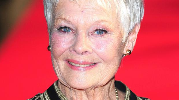 Dame Judi Dench was a winner at the Irish Film and Television Awards