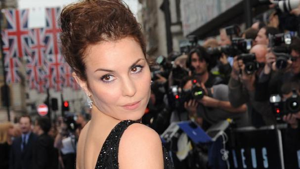 Noomi Rapace is in talks to star in Unlocked