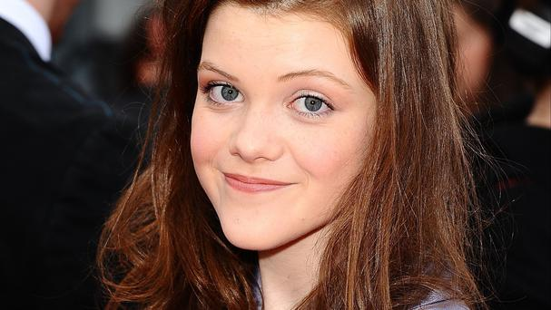 Georgie Henley stars in Perfect Sisters
