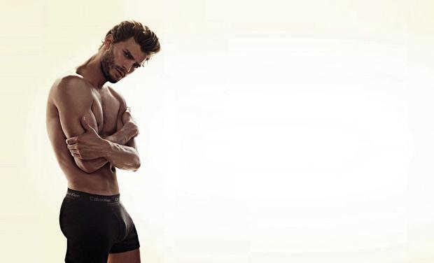 Dornan stars in the new movie adaptation of 50 Shades of Grey