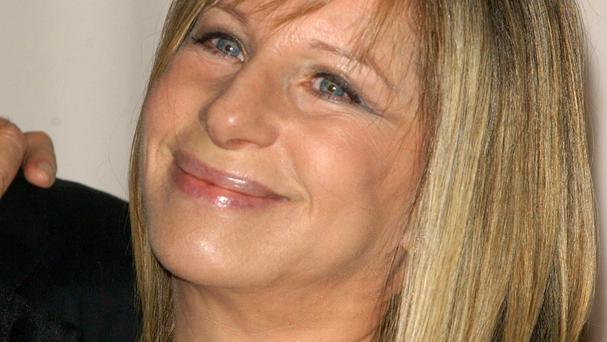 Barbra Streisand is proud to see The Normal Heart finally made into a film