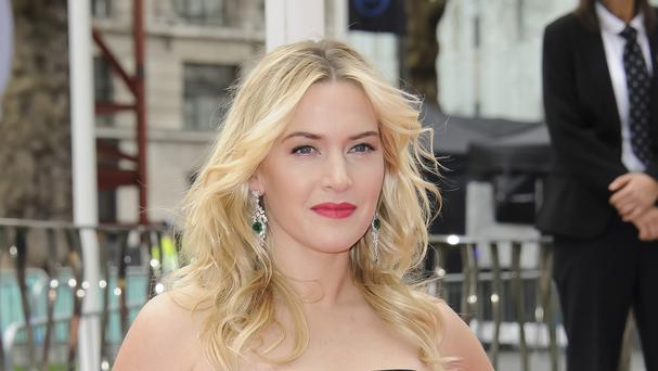 Kate Winslet plays the villain in Divergent