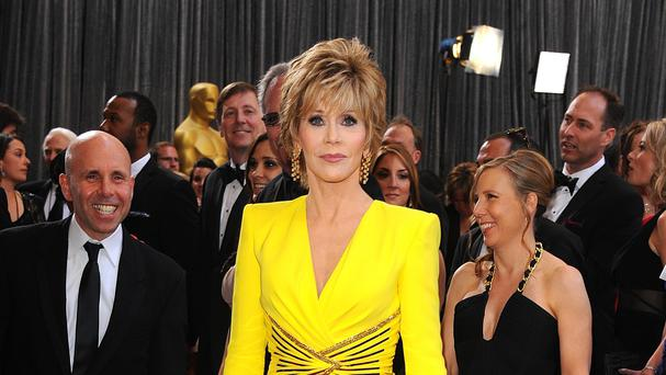 Jane Fonda has joined the cast of Fathers And Daughters