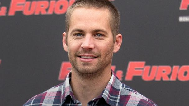 Actor Paul Walker died in a car crash last year