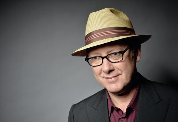 a657d15f James Spader: 'I rely on a certain routine... It serves my