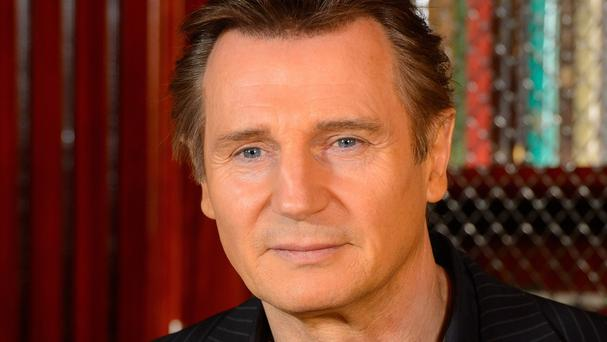 Liam Neeson's nephew has reportedly been injured in a fall