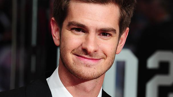 Andrew Garfield is back in the Spider-Man suit for the second time