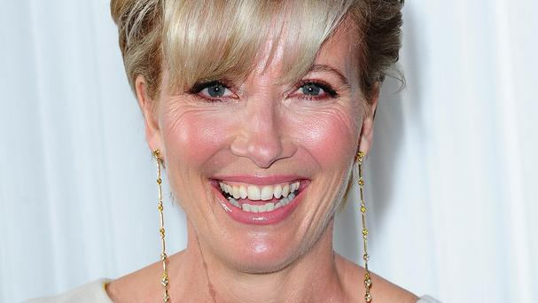 Emma Thompson enjoyed the daredevil scenes in The Love Punch