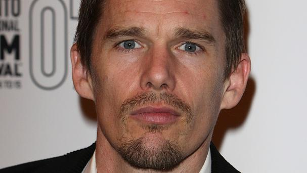 Ethan Hawke starred in low budget horror movie Sinister