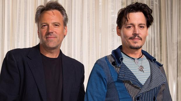 Walter Pfister was keen to cast Johnny Depp in Transcendence
