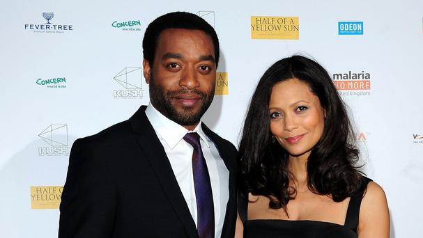Chiwetel Ejiofer and Thandie Newton's Half of A Yellow Sun is said to have its release delayed in Nigeria because of censors