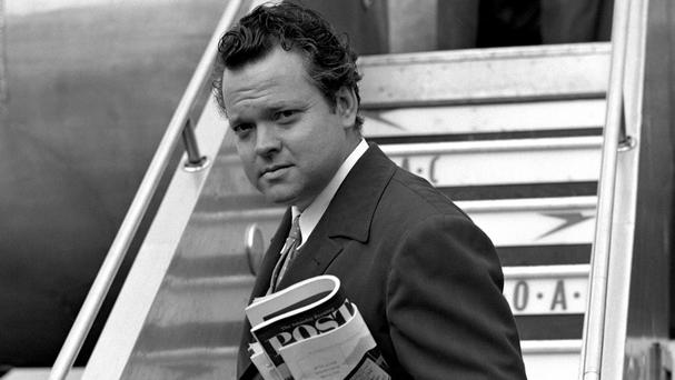 Some of Orson Welles' belongings have gone under the hammer
