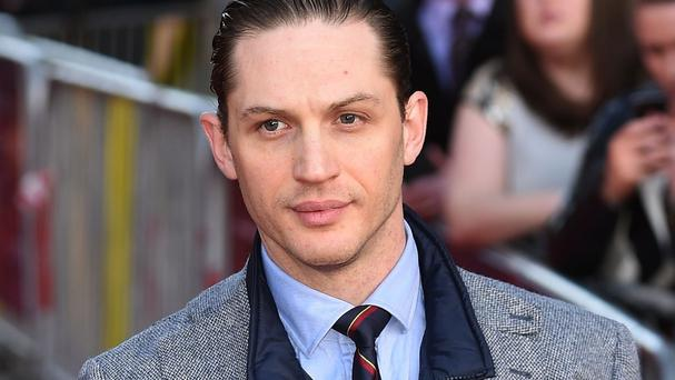 Tom Hardy says he has borrowed some of Sir Elton John's belongings to play him