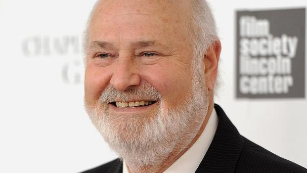 Rob Reiner was honoured with the Chaplin Award