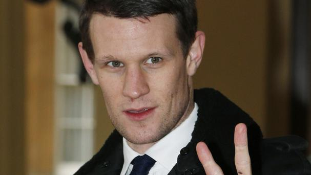 Matt Smith has a role in the new Terminator film