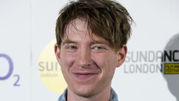 Domhnall Gleeson had only praise for Angelina Jolie's directing abilities