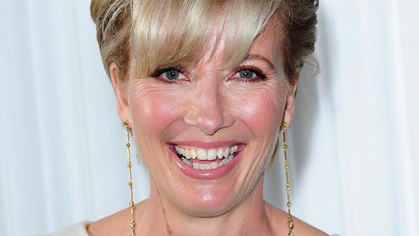 Emma Thompson is going for A Walk In The Woods with Robert Redford