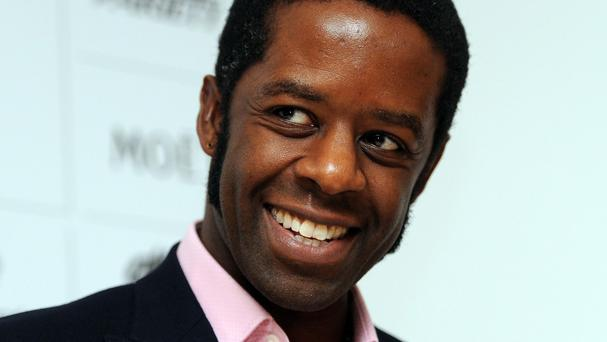 Adrian Lester is to play a US cop on the big screen