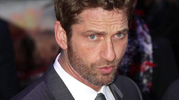 Gerard Butler has quit the Point Break remake