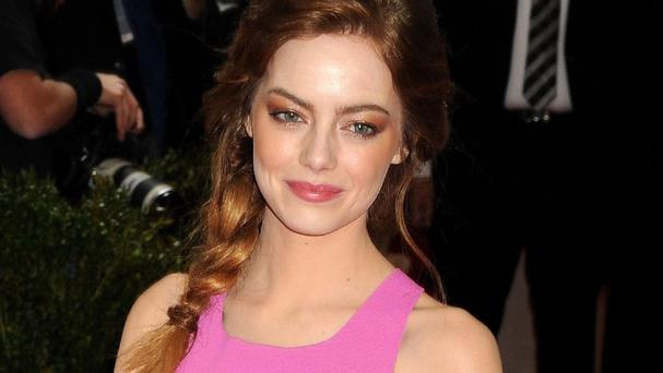 Emma Stone has signed up to work with Woody Allen a second time