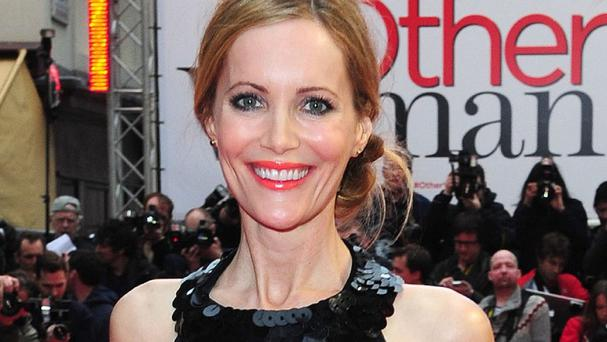 Leslie Mann will star in comedy Las Madres
