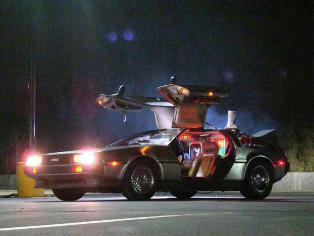 DeLorean DMC-12 (Back to the Future)