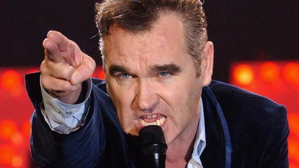 A film about Morrissey's early life is being planned