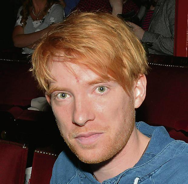 Domhnall's brother Brian said his sibling is being very careful to ensure he keeps the film secrets under wraps