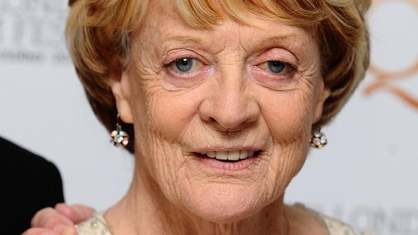 Dame Maggie Smith will star in The Lady In The Van