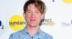 Domhnall Gleeson stars in Frank with Michael Fassbender