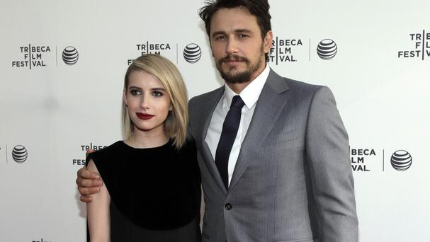 Emma Roberts stars in Palo Alto, based on a collection of short stories about high school by James Franco