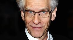 David Cronenberg wants to win the Palme d'Or at the 2014 Cannes Film Festival
