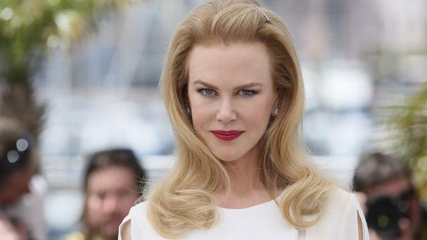 Nicole Kidman plays Grace Kelly in Grace Of Monaco