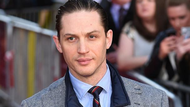 Tom Hardy is in talks to star in True American