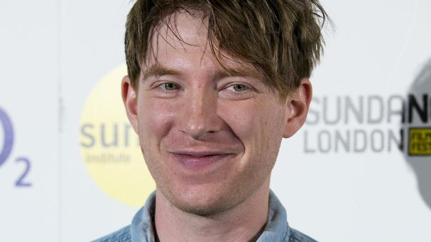 Domhnall Gleeson is unsure whether his father's film At Swim Two Birds will hit screens