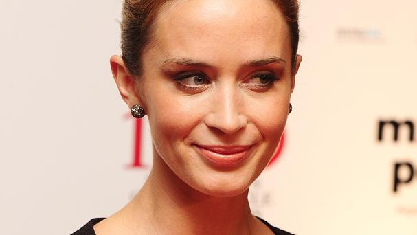 Emily Blunt claimed she broke Tom Cruise's sunny outlook on the set of their latest film