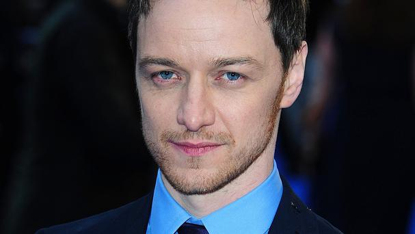 James McAvoy reprises his role as Professor Charles Xavier in X-Men: Days Of Future Past