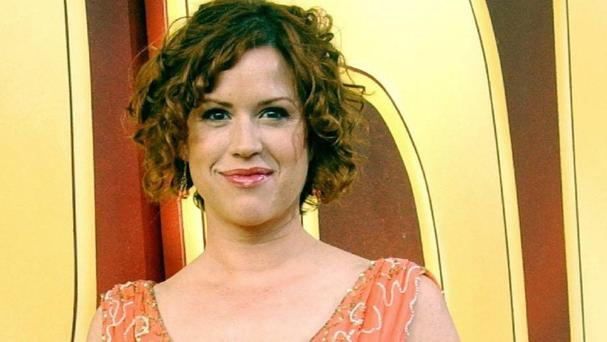 Molly Ringwald has joined the Jem and the Holograms movie
