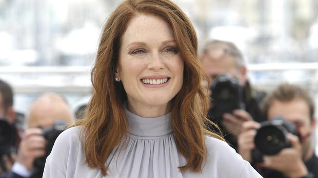 Julianne Moore plays a shallow actress in Maps To The Stars