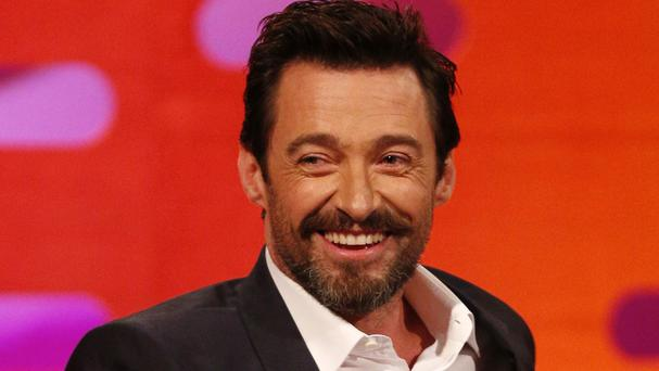 Hugh Jackman didn't warn his daughter about his revealing scenes in X-Men: Days Of Future Past