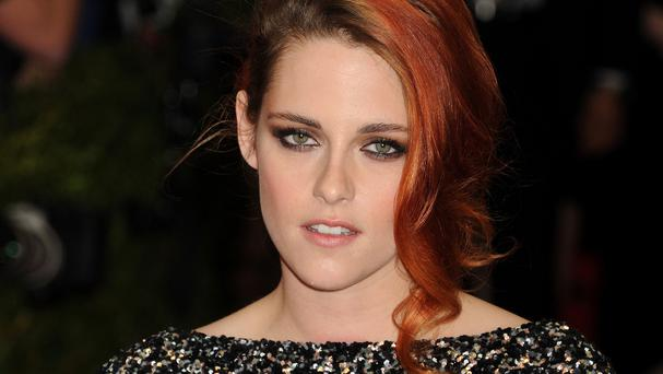 Kristen Stewart plays a celebrity PA in Clouds Of Sils Maria