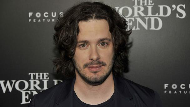 Edgar Wright will no longer be directing Ant-Man (Invision/AP)