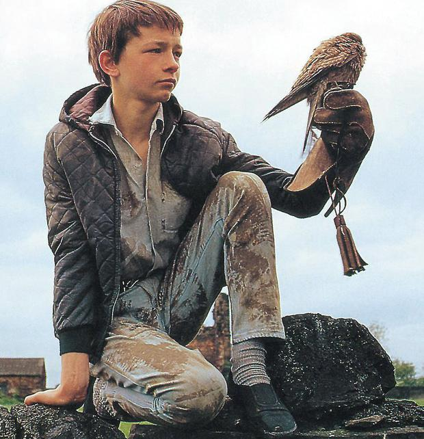 Scene from the film Kes