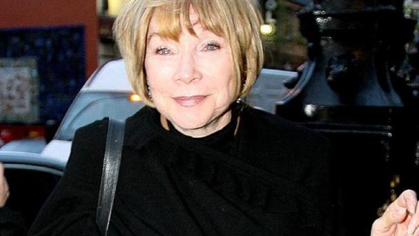 Shirley MacLaine is tipped for a role in Men Of Granite