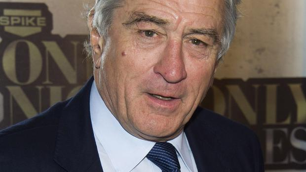 The dead man posted an image of Robert De Niro online shortly before his death