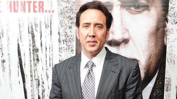 Nicolas Cage could star in action thriller Red Squad