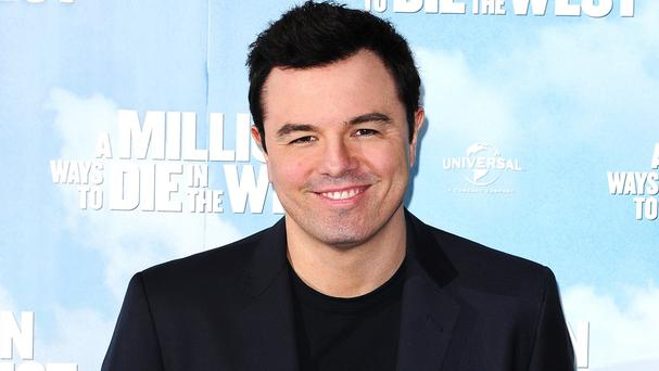 Seth MacFarlane stars in A Million Ways To Die In The West, which he also directed