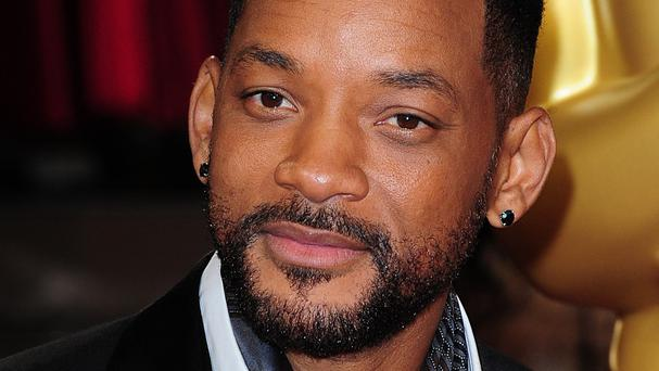Will Smith has had to pull out of the movie Brilliance