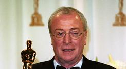 Sir Michael Caine, star of Zulu
